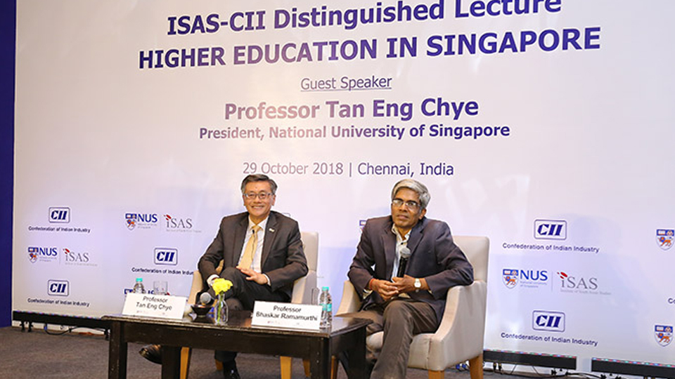 Higher Education in Singapore