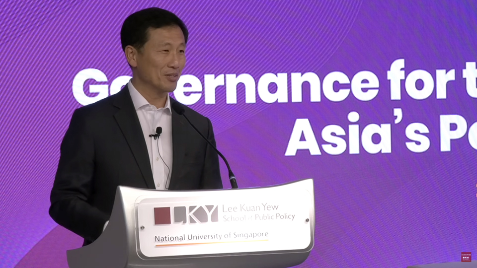 Key governance issues of our time