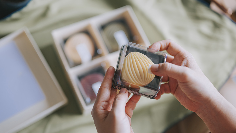 Could corporate gifts like mooncakes be cut down, as more work from home?